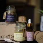 100 % natural skin care products : skinyoga !